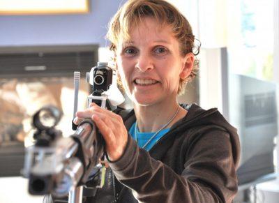 Lyne Tremblay veut se classer dans deux disciplines