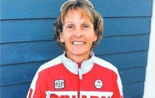 Plein de médaille pour Lyne Tremblay