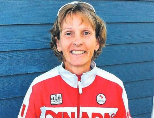 Le plein de médailles pour Lyne Tremblay