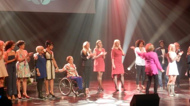 Lyne Tremblay à Femme Ensemble