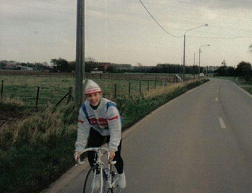 1986 à 1992 – Cyclisme
