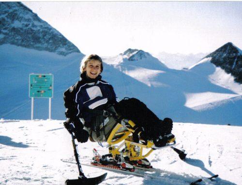 2000 à 2007 – Ski para-alpin