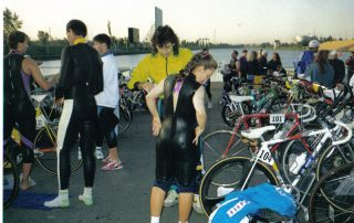 Lyne Tremblay Triathlon