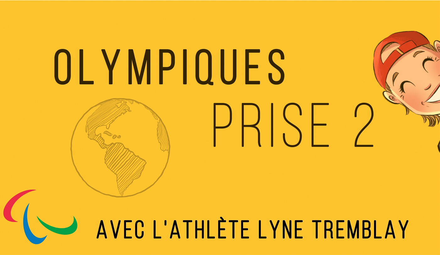 Olympiques Prise 2 -Lyne Tremblay